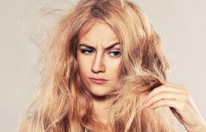 get cigarette smell out of hair